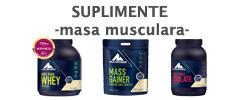 Proteine pentru masa musculara