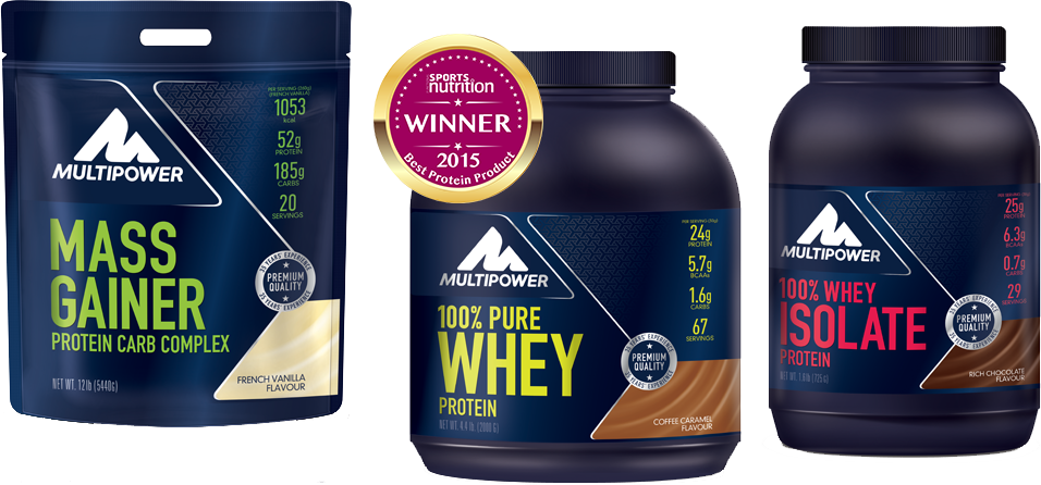 whey protein Multipower