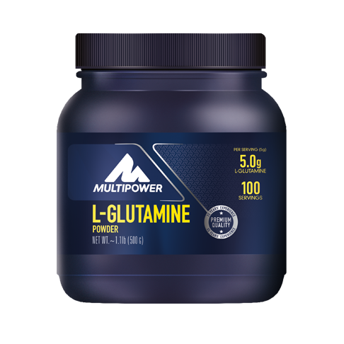 Picture of L-Glutamine Pudra 500g - Multipower