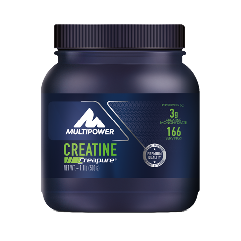 Picture of Creatina pura 500g (Creapure®) - Multipower