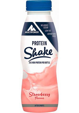 Picture of 25g High Protein Shake 330ml - Capsuni