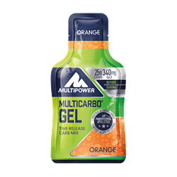 Picture of Multicarbo Gel 40g - Orange