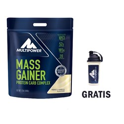 Picture of Mass Gainer  5440 g - Complex Proteic Masa Musculara - Vanilie