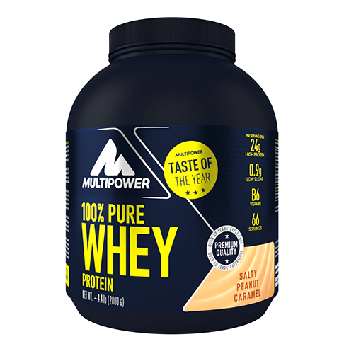 Picture of 100% Proteina Pura Whey - 2000g Salty Peanut
