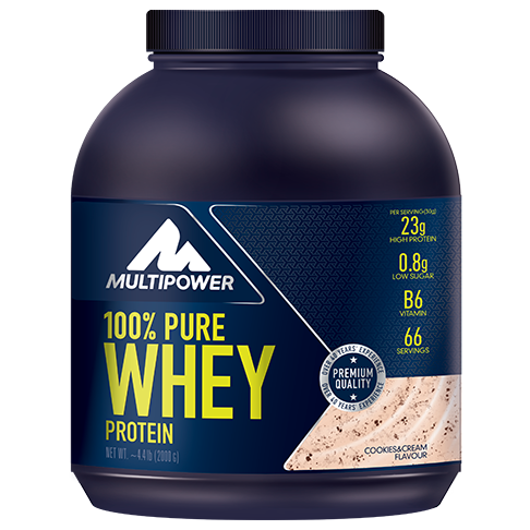 Picture of 100% Proteina Pura Whey - 2000g - Cookies & Cream