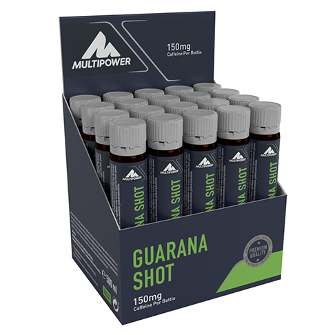 Picture of Guarana Shot 20x25ml - Multipower