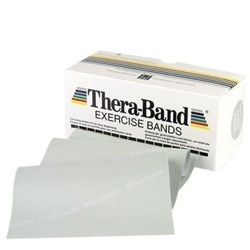 Picture of Banda elastica THERA-BAND® - Argintiu