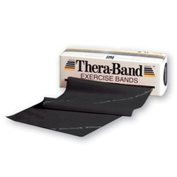 Picture of Banda elastica THERA-BAND® - Negru